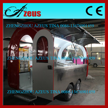 Fast Food Carts Kiosk/American Food Cart