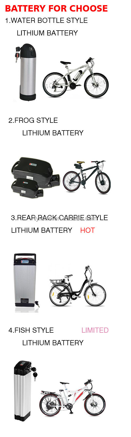 """24/36/48 Voltage and Brushless Design Freely! 26"""" 48v 250w-1500w electric bicycle kits/Rear/Front wheel motor kit"""