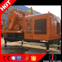 Full Hydraulic Concrete Pump Truck For Sale