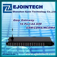 Ejoin 16 channel voip provider gsm gateway mini laptops provent sim block