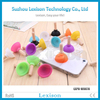 Creative Rubber Toilet Sucker Stand Cradle Plunger Silicone Mobile Phone Holder