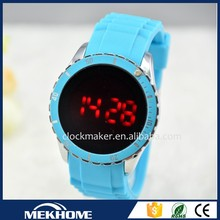 man wholesale watches silicone/rubber watch strap