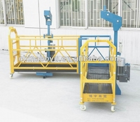 High rise suspended platform / Cradle / Gondola Safety / Electric Powered
