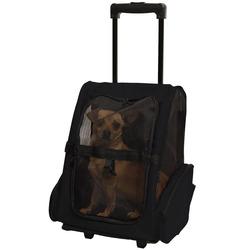 High Quality Beige Black Pet Carrier Bag with Handle Dog Pet Travel Bag Pet Bag