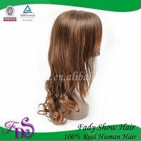 High quality products AAAAA 100% virgin brazilian human hair wig