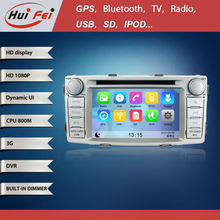 huifei Wince car radio with steering wheel control,3G,Wifi for TOYOTA Hilux 2012