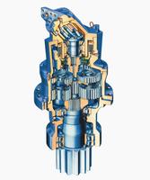 The Hydrostatic Swing Gears Of Type Mobilex Gfb Gear Box