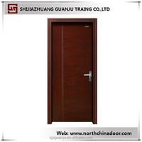 Interior Teak Wood Door Models With Arched Top