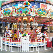 2014 newest deluxe children's musical carousel
