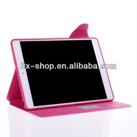 2013 Innovative Products New Arrival Fashion Style Pattern Smart Leather Case for 9.7 Inch Tablet PC Case Crystal Made in China