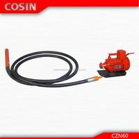 COSIN CZN60 electric portable concrete vibrator
