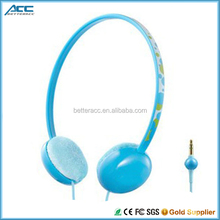 2015 Top Selling Professional Headphone for Children As Gift