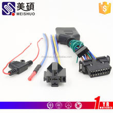 Meishuo 4 pin header wire group