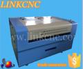 Ce onaylı lazer oyma makinesi/beyaz ve mavi co2 lazer kesme makinesi prcie lxj1390