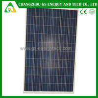 High efficiency poly type sunpower solar cell solar panel