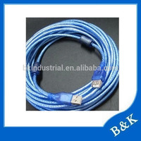Euro market long usb extension cable with great price