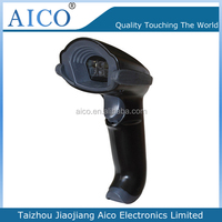 2016 new products wireless 2D handheld laser barcode scanner
