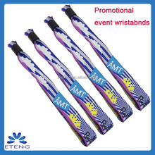 Small factory idea soccer team wristband for cheerleading