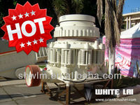 2015 new type combine cone crusher hot sale in Malaysia