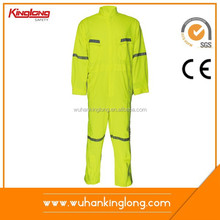 China cheap wholesale mens hi vis promotion reflective working coverall