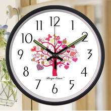 Kitchen decor wall clock for cooking time remind