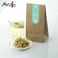 Tea company dried honeysuckle flower tea drinks