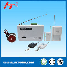 burglar alarm/gsm alarm system/wireless gsm alarm
