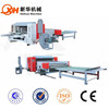 hot sell full automatic die cutting machine with lead edge feeder and stacker