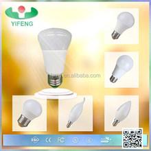 High performance long life e27 led light bulb, e27 led bulb light