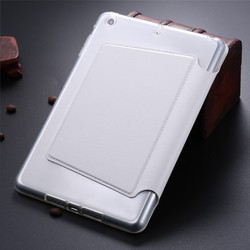 LETSVIEW Brand Genuine High Quality PU Flip Leather Case with Stand Durable Soft Silicone Back Cover for Ipad Mini 1/2/3 Guard