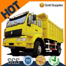 Hot sale Factory Directly 130HP 4X2 Sinotruk 6 wheel dump truck for sale