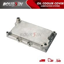 cover radiatore olio utilizzato per komatsu 4d95 coperchio posteriore