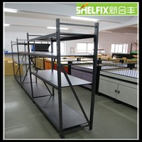 Factory reasonable with competitive price Heavy Duty Warehouse Storage Cantilever Rack (HFM Model)