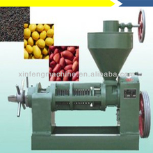 Most Advanced Technology soybeans screw oil press with good performance