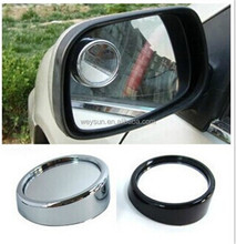 360 degree Wide Angle Round Convex Car Vehicle Mirror c Rear View Messaging