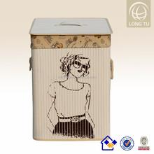 European style bamboo foldable bags