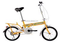 "16"" small folding bicycle bike with cheap price"