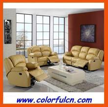 Vive en cuir canapé inclinable / inclinable canapé couverture / ascenseur fauteuil inclinable canapé LS008