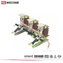KEMA Testified Medium Voltage Switchgear KYN28 Earthing Switch Factory