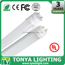 2012 most popular led tube t8 led tube 86-265v/ac