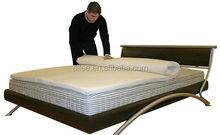 high density slow rebound viscose elastic foam mattress topper