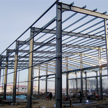 light prefab workshop steel structure drawing,plans house,construction building from China
