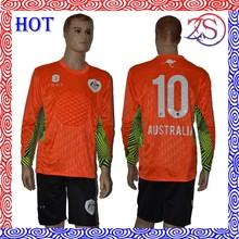 Football Goalkeeper Uniform, Custom made goalkeeper uniform, high quality football wears