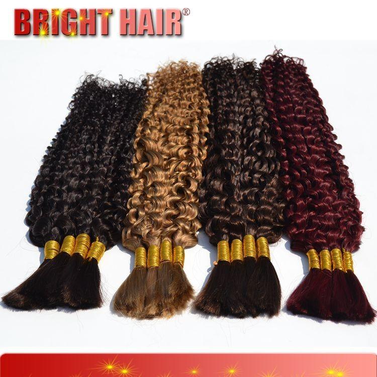 Crochet Hair Extensions Wholesale : Hair Kinky Hair Bulk Hair For Braiding - Buy Braiding Hair,Crochet ...