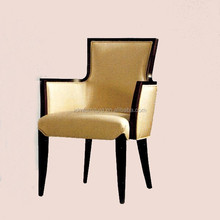 Hotel wooden upholstery chair IDM-C041