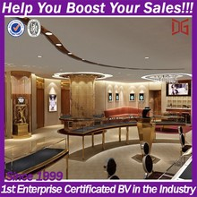 15 years experience manufacture of display cabinet and showcase for jewelry shop