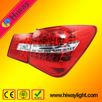 No changing the original circuit led auto tail light assembly for chevrolet cruze2011-2014