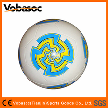 Popular Sales Rubber Football/Smooth Game ball
