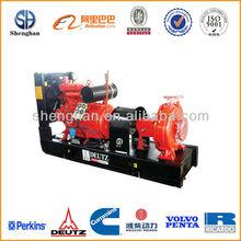 China fabricante del motor Diesel de la bomba de agua para la venta