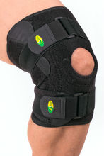 Factory product elastic adjustable knee support